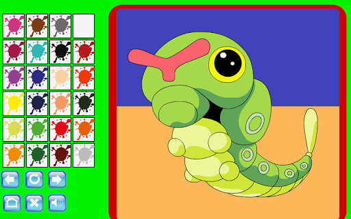 Kid Coloring Game New