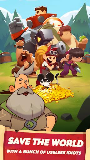 Almost a Hero - RPG Clicker Heroes