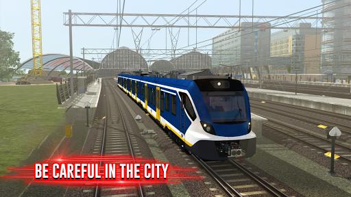Super Metro Train Simulator 3D