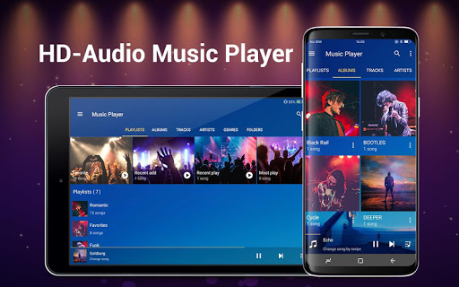 Music Player for Android for Oppo A57 - free download APK