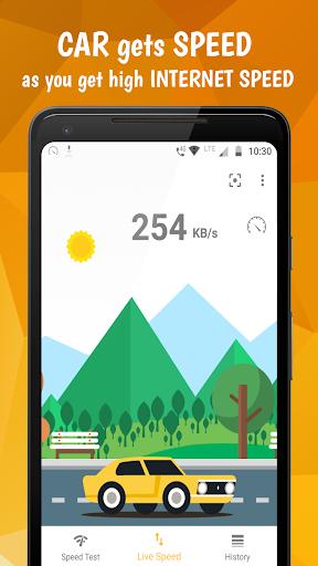 Internet Speed Test 4G⚡ Meter