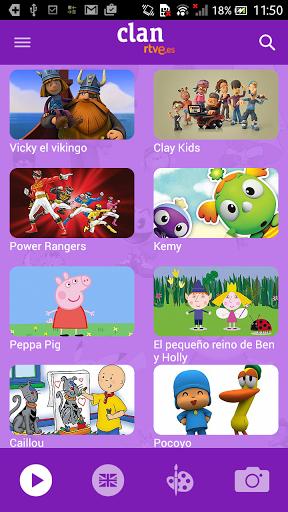 Clan RTVE for Samsung Galaxy J1 mini - free download APK