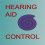 icon Hearing Aid Control