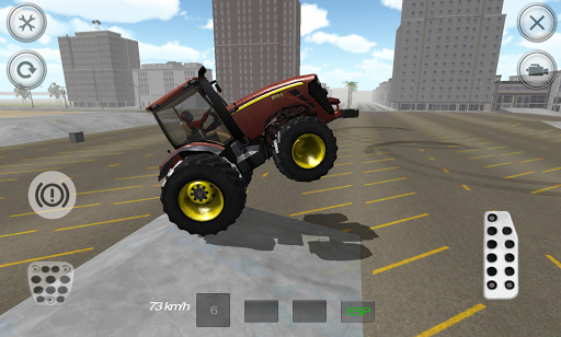 Tractor Simulator HD