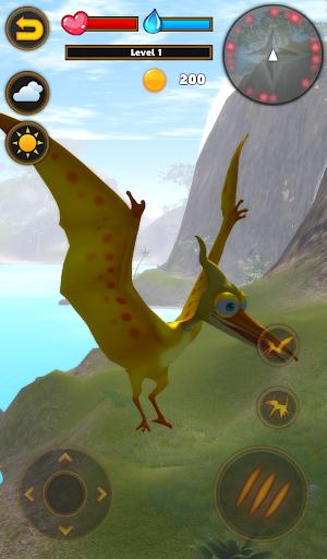 Talking Flying Pterosaur