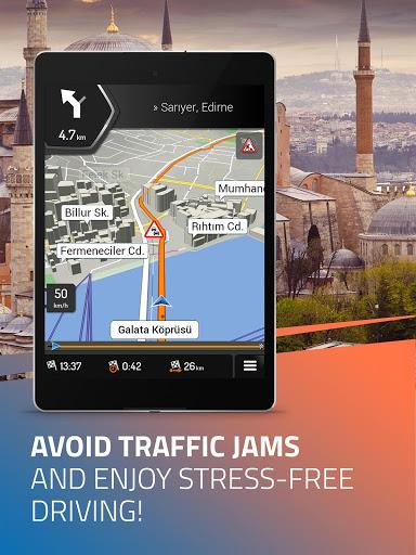 Free download iGO Navigation APK for Android