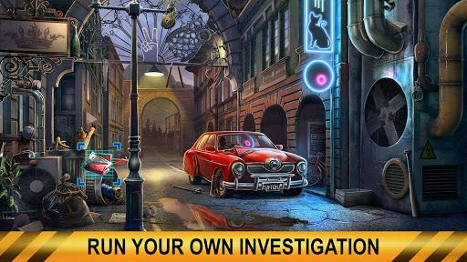 ? Crime City Detective: Hidden Object Adventure