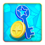 icon Keys And Coins