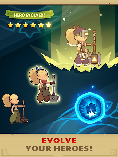 Free download Almost a Hero - RPG Clicker Heroes APK for Android