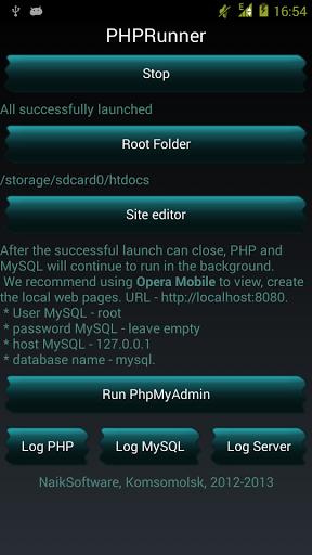 phprunner on torrent