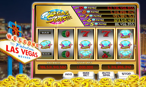 Old Time Vegas Slots-Free Slot