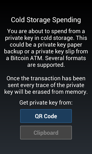 Free download Mycelium Bitcoin Wallet APK for Android