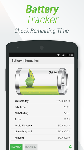 Battery Saver 2 for tecno W1 - free download APK file for W1