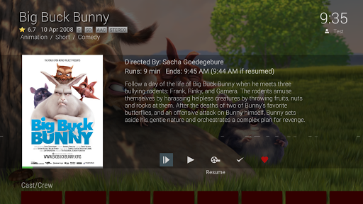 Free download Emby for Android TV APK for Android