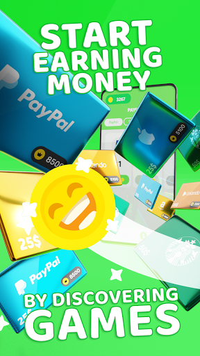 Cash'em All - Play Games & Get Free Gifts
