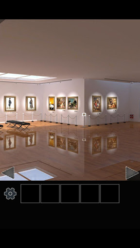 Escape from the Art Gallery.