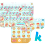 icon Flowers Emoji Kika Keyboard