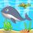 icon Game Anak Edukasi Hewan Laut 2.4.0