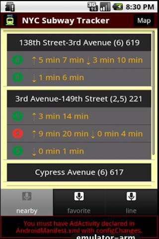 NYC Subway Time