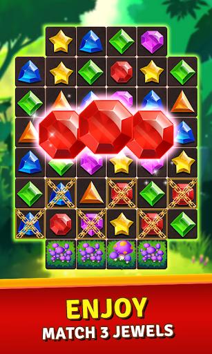 Jewels Jungle Treasure