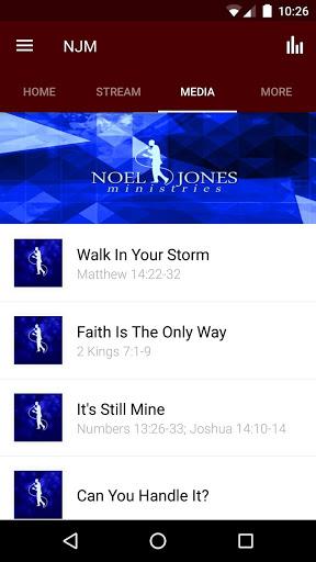 Noel Jones Ministries / C.O.R.