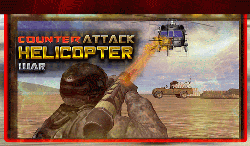 Counter Attack Helicopter War