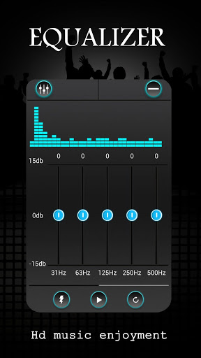 Music Equalizer EQ for Lenovo A7700 - free download APK file for A7700