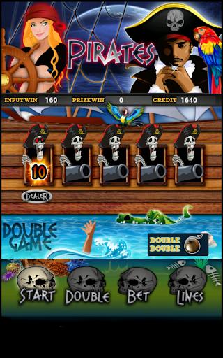 Pirate Slot Machine HD