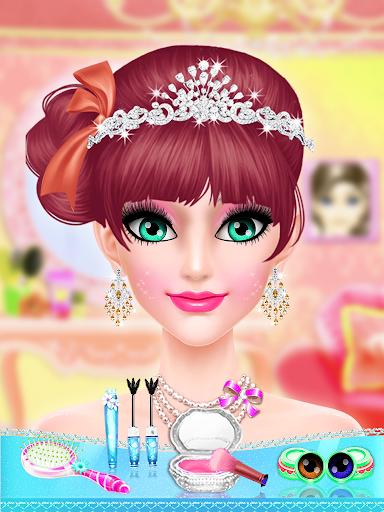 Screenshots of Royal Princess: Makeup Salon Games For Girls