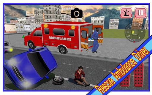 Rescue Ambulance Driver 2016