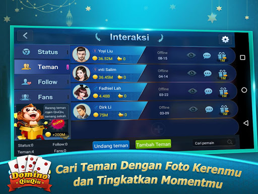 Free Download Boyaa Domino Qiuqiu Kiukiu 99 Apk For Android