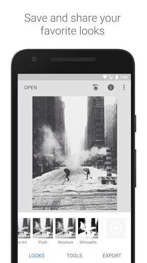Free download Snapseed APK for Android