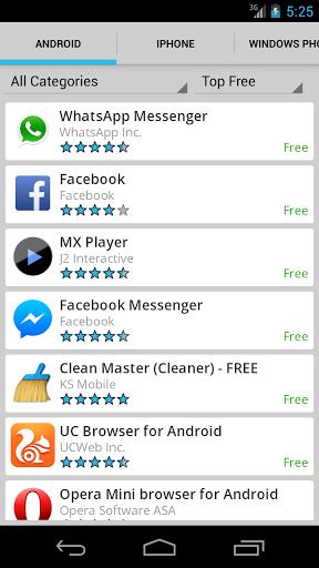Mobile App Store
