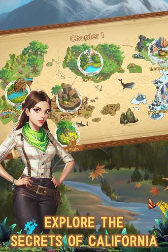 Emma's Adventure: California