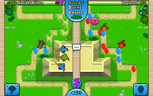 Bloons TD Battles for HTC One X10 - free download APK file