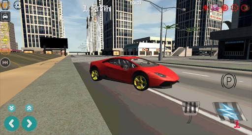 Car Driving Simulator FREE