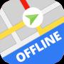 icon Offline Maps & Navigation