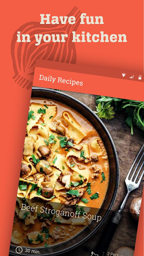 KptnCook - daily new recipes!