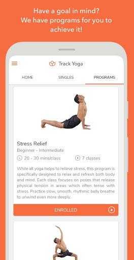 Yoga - Track Yoga