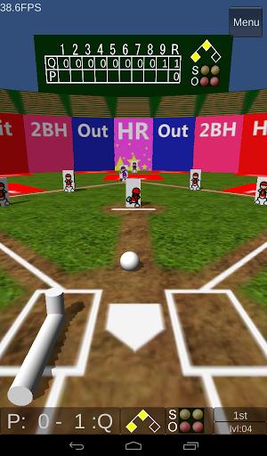 BaseBallBoard / baseball board type game