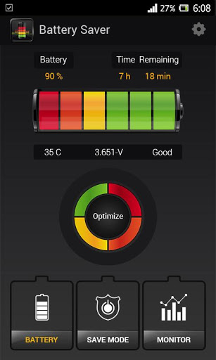 Battery Saver : Doctor Booster for tecno WX3 P - free download APK