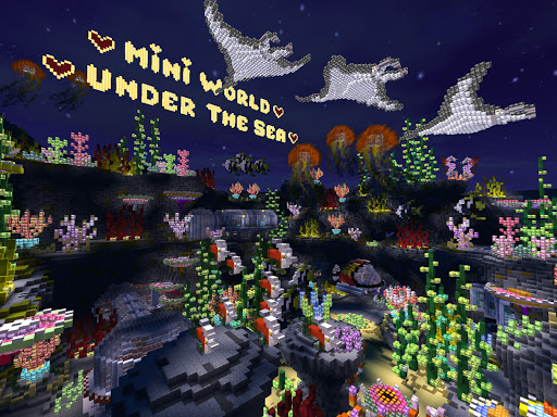 Mini World: Block Art