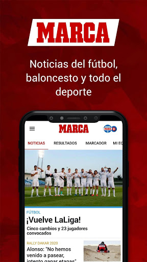 MARCA - Sports Leader Diary