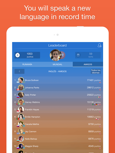 Free download Learn languages Free - Mondly APK for Android