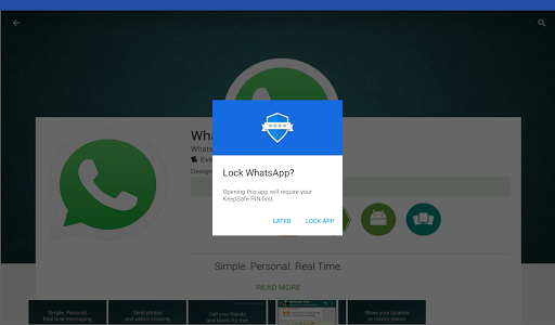 App Lock: Fingerprint Password for Vivo Y69 - free download APK file