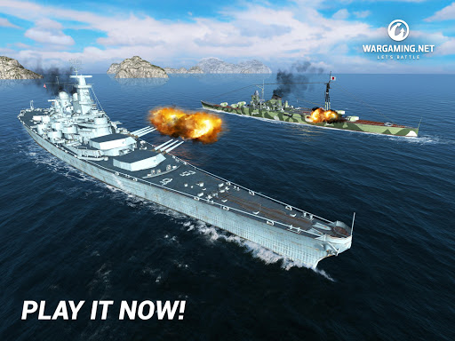 World of Warships Blitz for Samsung Galaxy J2 - free download APK