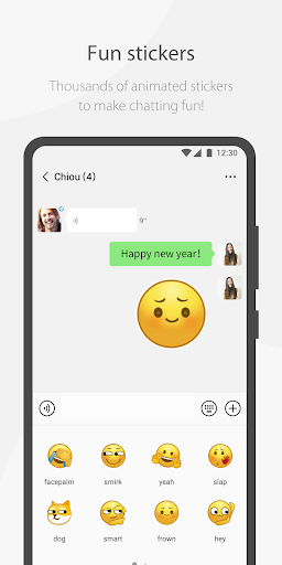 WeChat for Samsung Galaxy S8 - free download APK file for
