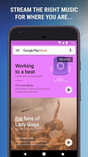 Google Play Music for Samsung Galaxy Pocket Duos S5302