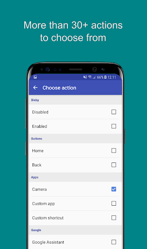 bxActions - Bixby Button Remapper for Samsung Galaxy J2 Pro - free