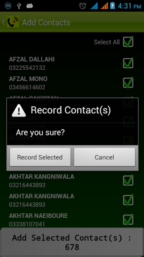 Call Recorder for Samsung Galaxy J7 Prime - free download